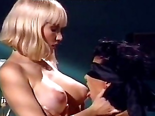 Alicyn Sterling, Raven in vintage sex video with..