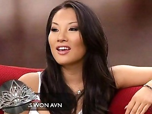 Asa Akira Comments on 70s Porn with Dave Attell..