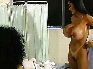 CLASSIC Japanese Milf with extreme big tits 15 sec