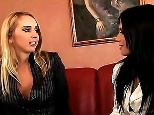 Horny Spanish Pornstar 3some