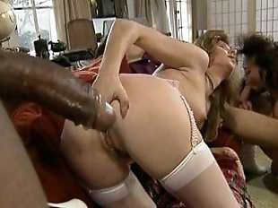 Anisa Fucked In Foursome